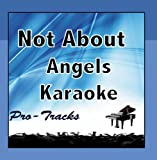 Not About Angels (Karaoke Instrumental) [In the Style of Birdy]