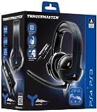 Thrustmaster Y-300P Casque Gaming Stéréo pour PS3 et PS4 - Noir