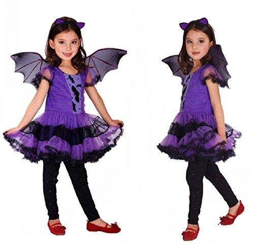 Batgirl! for Girds Bat Cosplay Vampire (Size:M) バットガール!! 女の子 吸血鬼 ドラキュラ (Mサイズ) - 1
