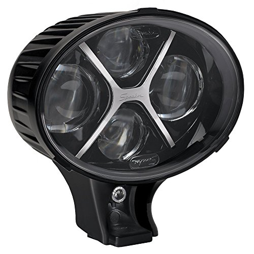 "Jw Speaker Ts3000V S-12/24V Pencil Polyc Blk Hsg, Effective Lumens, 12/24V Voltage, 12"" Cord Length"