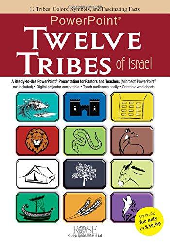 Twelve Tribes of Israel PowerPoint