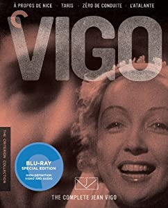 The Complete Jean Vigo: The Criterion Collection [Blu-ray] (Version française)