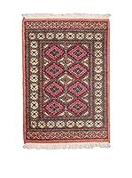 Navaei & Co. Alfombra Kashmir Rojo/Multicolor 116 x 78 cm