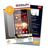 """atFoliX FX-Antireflex Displayschutzfolie f�r Samsung Galaxy S Plus (3 St�ck)von """"Displayschutz@FoliX"""""""