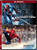 Amazing Spider-Man 1-2 [DVD]