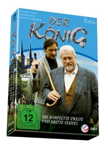 Der König - Die komplette zweite & dritte Staffel [5 DVDs]