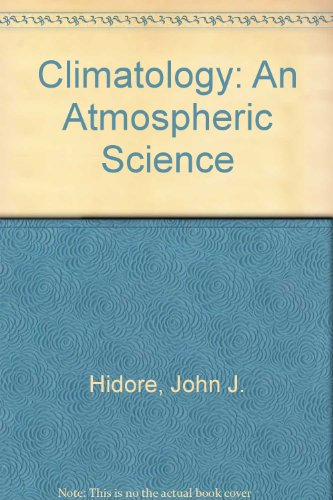 Climatology: An Atmospheric Science