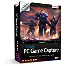Roxio PC Game Capture Software on PC