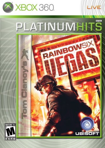Tom Clancy'S Rainbow Six Vegas - Xbox 360 front-918995