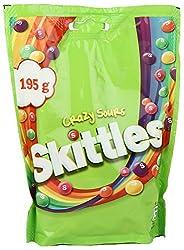Skittles Crazy Sours, 174g