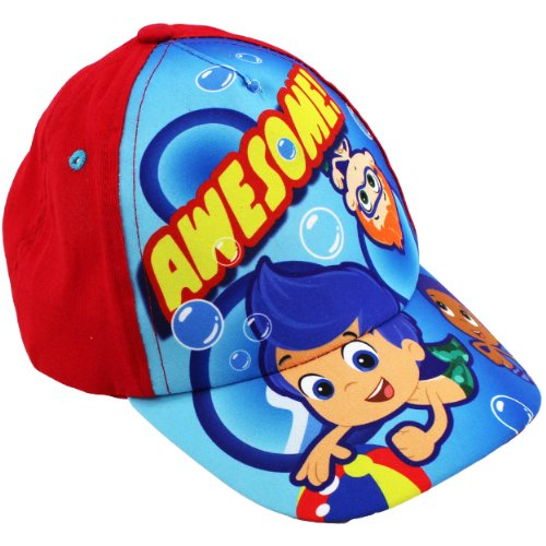 Bubble Guppies Toddler Baseball Hat Bgs45061St front-1032318