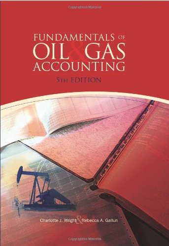 Fundamentals of Oil & Gas Accounting, 5th Edition image
