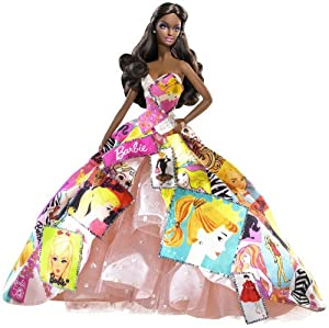 Amazon.com: Barbie Collector Generation of Dreams African-American