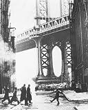 ONCE-UPON-A-TIME-IN-AMERICA-1-Photo-cinmatographique-en-noir-et-blanc-AFFICHE-60x50cm