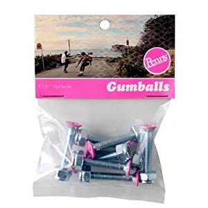 Penny Gumball 1.125 Phillips Pink Hardware - Single Set by Penny