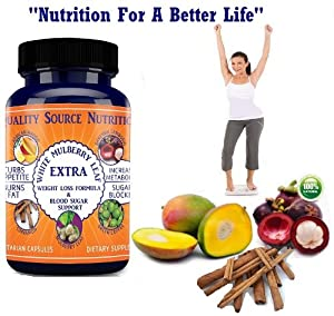 Sale 62 Off-white Mulberry Extract - Dr Oz Recommended White Mulberry Leaf Sugar Blocker-500 Mg Daily Herbal Supplement-includes Garcinia Cambogia Green Coffee African Mango Cinnamon-best Supplement For Weight Loss-fat Burning Natural Supplement Weight Lo