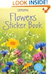 Flowers Sticker Book (Usborne Spotter...