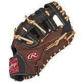 Rawlings RHT Player Preferred 12.5-inch First Base Mitt Baseball Glove RFBDCTSB