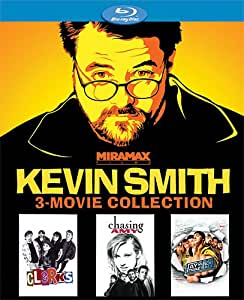 Kevin Smith Boxed Set (Clerks / Chasing Amy / Jay and Silent Bob Strike Back) [Blu-ray]
