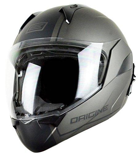 Origine-Helmets-204280020101404-Casco-Riviera-Dandy-GrigioNero-M
