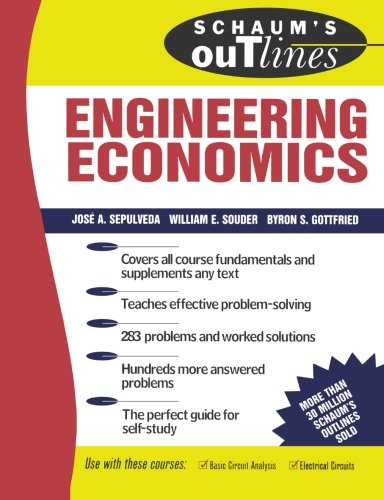 Schaums Outline of Engineering Economics