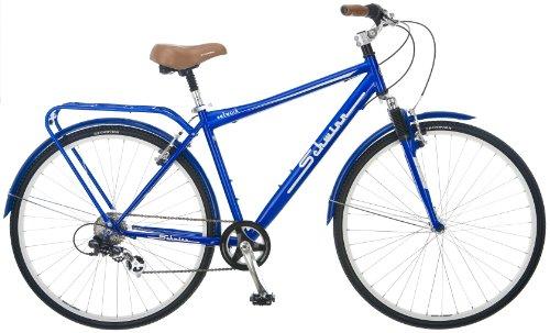 Schwinn Men's Network 7 Speed Bicycle (Blue)