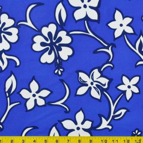 """Hibiscus Blue Print - 58-60"""""""