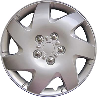 "Drive Accessories KT-1026-16S/L, Toyota Camry, 16"" Silver Replica Wheel Cover, (Set of 4)"