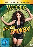 Weeds - Kleine Deals unter Nachbarn, Season Eight - Die finale Season [3 DVDs]