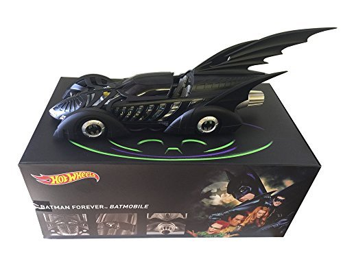 1:18 SCALE 1995 BATMAN FOREVER BATMOBILE BY HOT WHEELS
