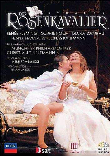 El Caballero De La Rosa (Fleming-Thielemann) - Strauss - DVD