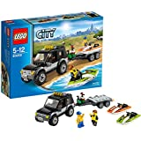 LEGO City Great Vehicles 60058: SUV with Watercraft