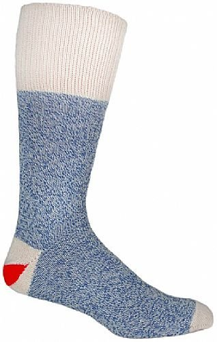 Fox River Original Rockford Red Heel Cotton Monkey Sock