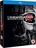 Terminator Quadrilogy 1-4 [4-Disc Set] [Blu-ray]