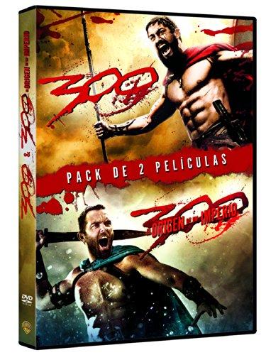 Pack: 300 + 300: El Origen De Un Imperio - Edición Limitada [DVD]