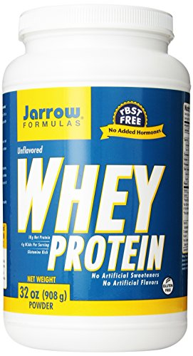 Jarrow Formulas Whey Protein, Supports Muscle...