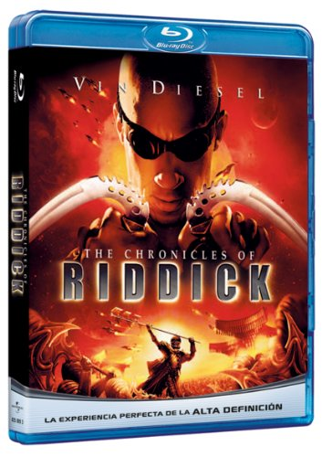 Las crónicas de Riddick (The chronicles of Riddick) [Blu-ray]
