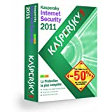 Kaspersky Internet Security 2011 (3 postes / 1 an) - Offre sp�cialepar Kaspersky