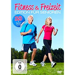 Fitness &amp; Freizeit Edition f&uuml;r Senioren +CD