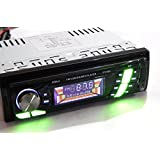 Impact Car USB/SD/Aux/FM Audio Player With Big Multicolored Display