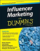 Influencer Marketing For Dummies Front Cover