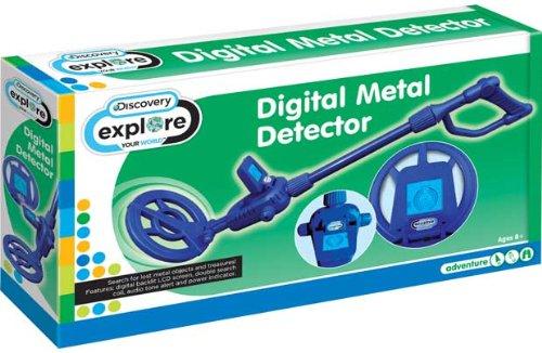Discovery Channel Digitale Metalldetektor.