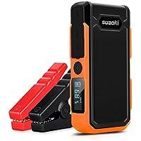 Suaoki U10 High Efficient 20000mAh Jump Starter Battery Booster Power Bank