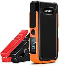 Suaoki U10 multifuncional arrancador, aporte de energía con alta capacidad