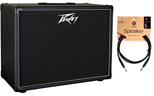 Peavey 112-6 Guitar Enclosure for 6505 Mini Head w/ Speaker Cable (Peavey 6505 Head compare prices)