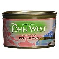 John West Wild Pacific Pink Salmon, 213g