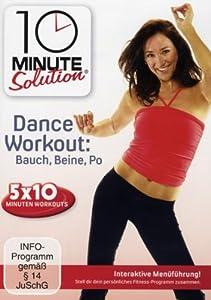 10 Minute Solution - Dance Workout: Bauch, Beine, Po