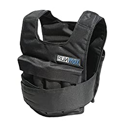 RUNFast Pro Weighted Vest, 40 lb