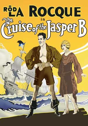 Cruise of the Jasper B [DVD] [1926] [Region 1] [US Import] [NTSC]