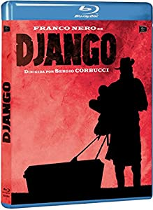 Franco Nero es - Django (Blu-ray) - Sergio Corbucci - All Regions